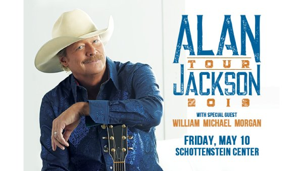 None - Win Tickets To See Alan Jackson In Concert