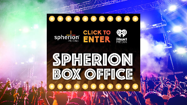 None - The Spherion Box Office Summer Concert Ticket Blowout!