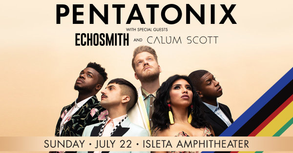 Win Tickets To See Pentatonix