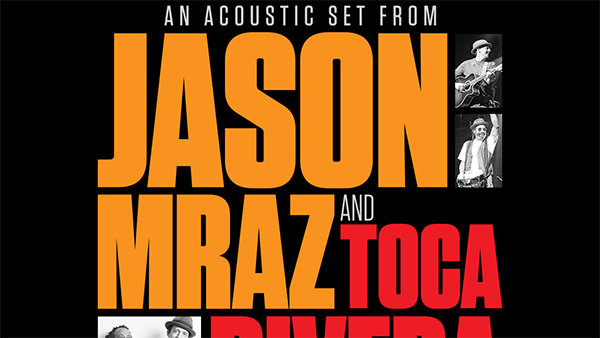 Win tickets for Jason Mraz at Popejoy Hall