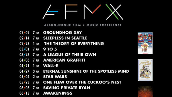 None - Win AFMX Screening Tickets!