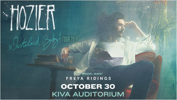 None - Win Hozier Tickets