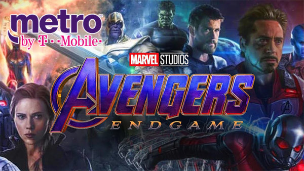 None - Exclusive Peak Screening of Avengers: Endgame powered by Metro by T-Mobile