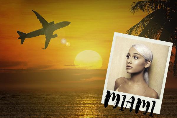 None - Win A Trip To Miami To See Ariana Grande!