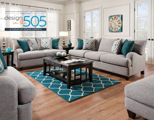 None - Win A $2500 Room Makeover From American Home Furniture & Mattress