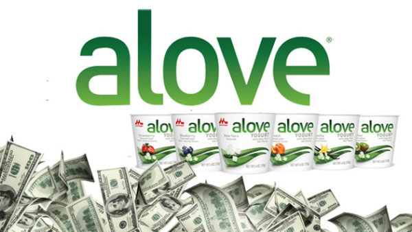 None - Win $1000 & a Month's Worth of ALOVE Yogurt!