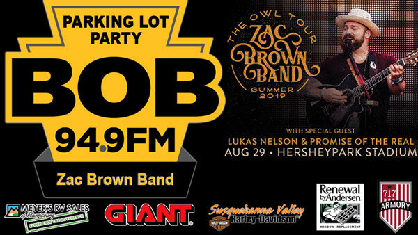 None - ZAC BROWN BAND PARKING LOT PARTY