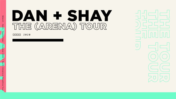 None - DAN + SHAY IN HERSHEY 2020!