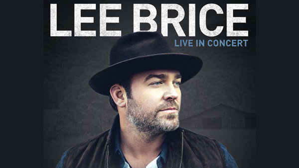 None - LEE BRICE AT HERSHEY THEATRE