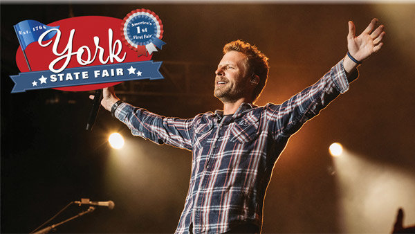 None - DIERKS BENTLEY AT THE YORK STATE FAIR