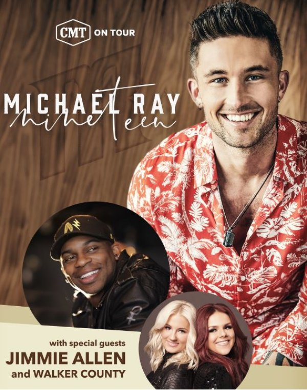 None - CMT on Tour w/Michael Ray