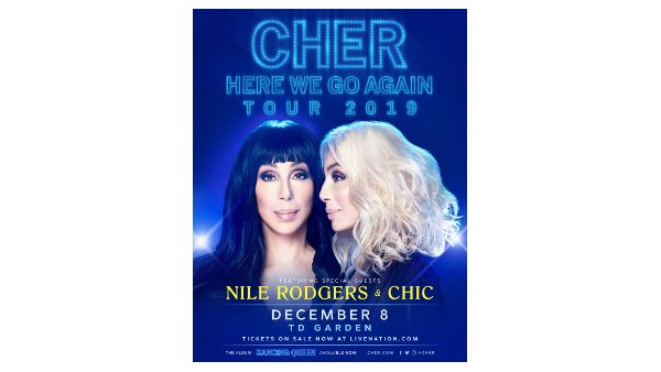 None - Cher - Here We Go Again Tour