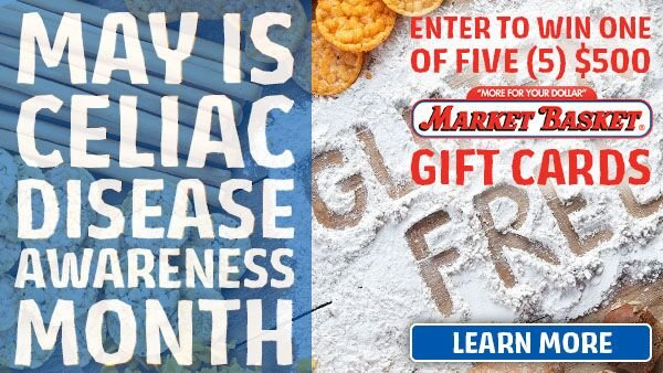 None - Win a $500 Market Basket Gift Card!