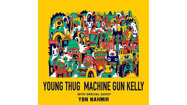 None - Young Thug and Machine Gun Kelly