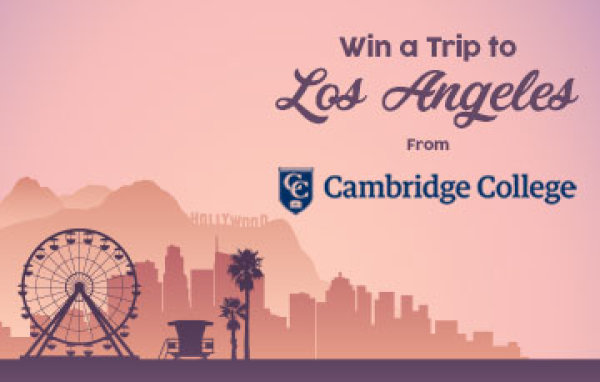 None - Win a Trip to Los Angeles!