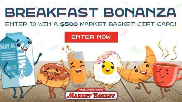 None - Market Basket Breakfast Bonanza