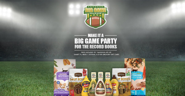 None - BIG GAME PARTY