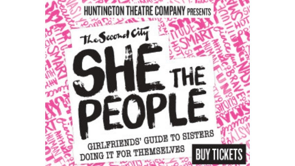 None - Win Tickets To She The People at the Huntington Theatre!