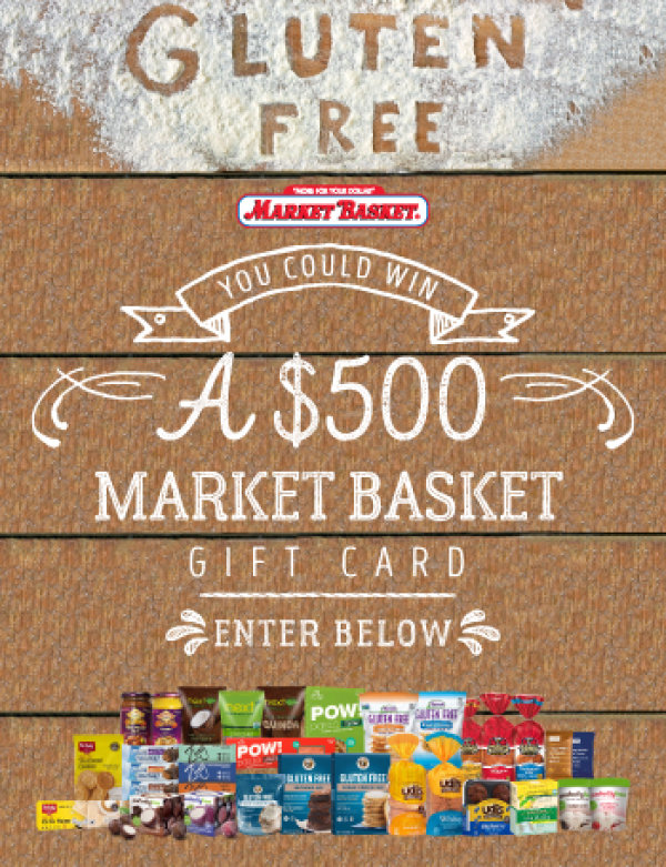 Win a $500 Market Basket Gift Card! | Contest | Kiss 108