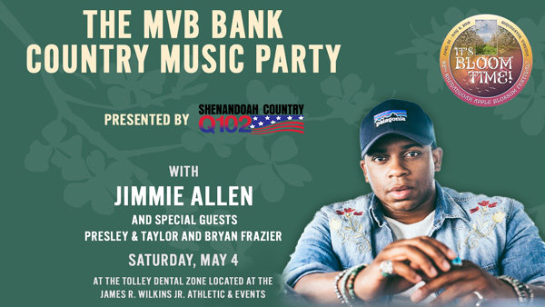 None - Apple Blossom Festival: MVB Bank Country Music Party