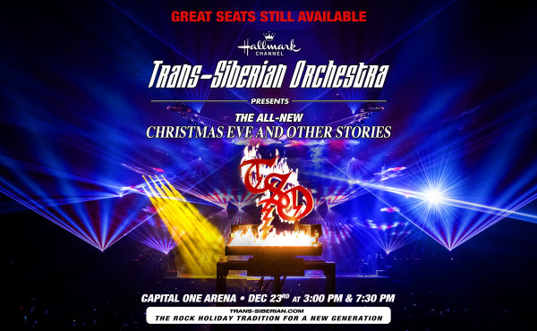 None - Spend the Holidays with Trans-Siberian Orchestra