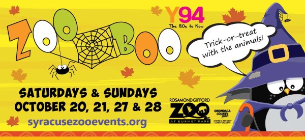 None - Win tickets to ZOO BOO
