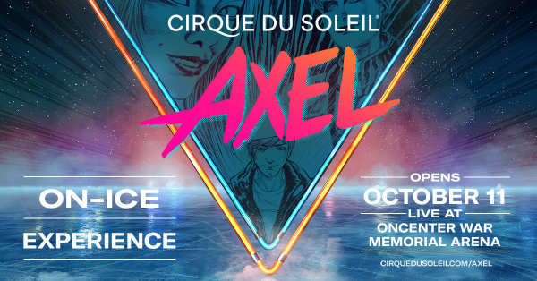 None -  Win Tickets to see Cirque Du Soleil-AXEL