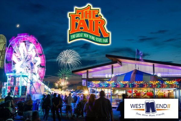 None - Win Tickets to the NY State Fair!
