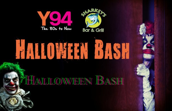 None - Win tickets to Y94's Halloween Bash!