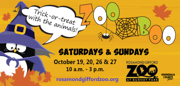 None - Win Tickets to Zoo Boo!