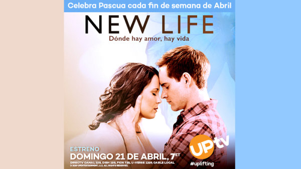 None - Gana un suscripción por UP Faith and Family