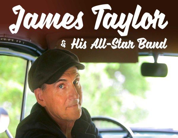 None -  James Taylor & His All-Star Band with Bonnie Raitt