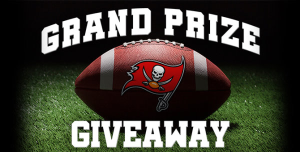 None - Bucs Grand Prize Giveaway!