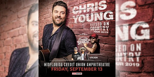 None - Chris Young: Raised on Country Tour