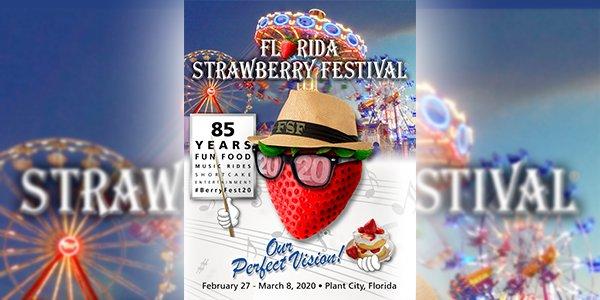 image for 2020 Florida Strawberry Festival