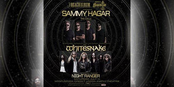 None - Sammy Hagar