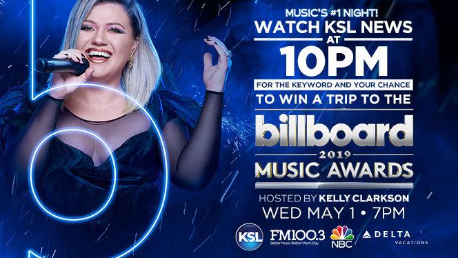 Billboard Music Awards Giveaway