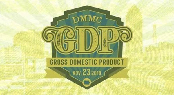 None - Win Tickets to Gross Domestic Product - All Iowa Music Festival!