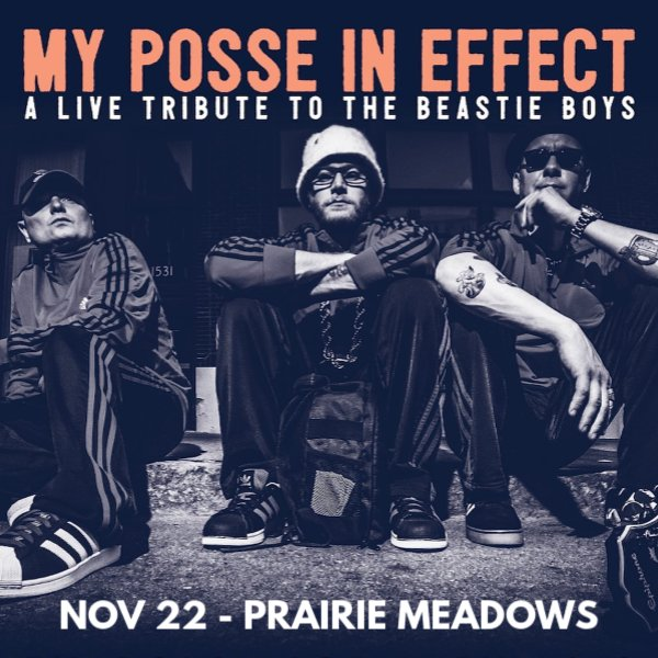 None - Win My Posse In Effect - Beastie Boys Tribute Tickets!