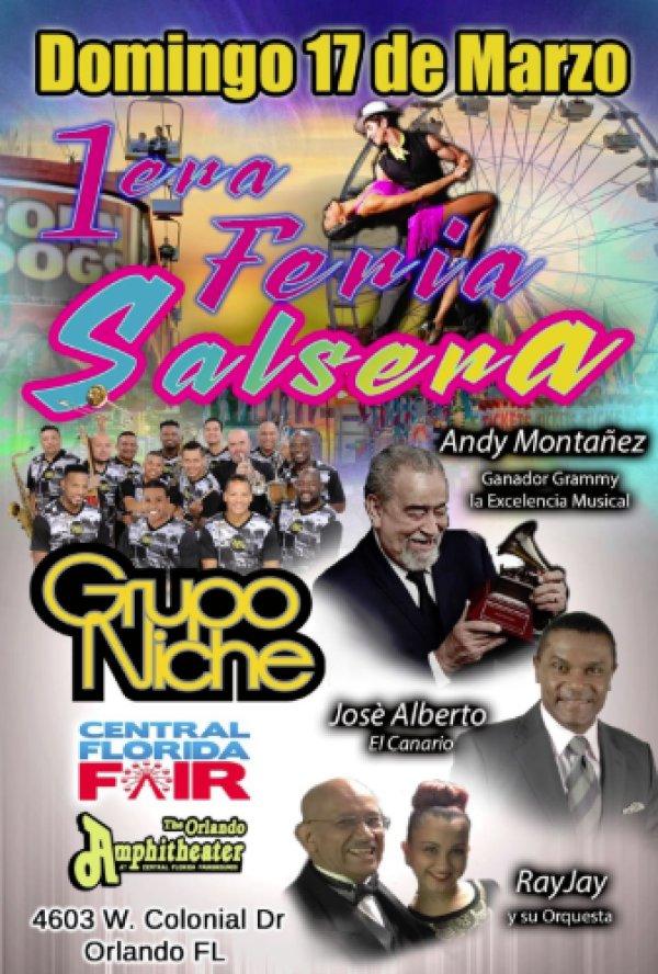 None - La Feria Salsera