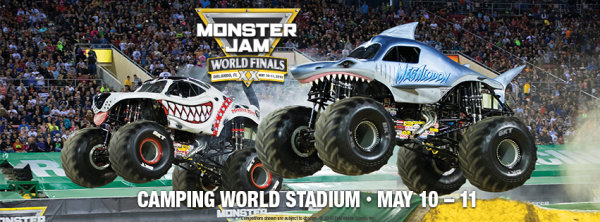 None -  Monster Jam World Finals VIP Getaway
