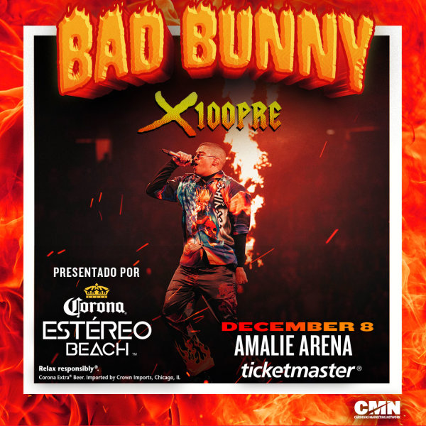 None - Bad Bunny X 100Pre Tour