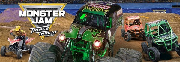 None - Monster Jam Triple Threat Series Grand Prize