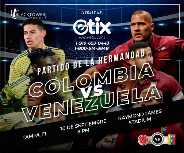None - Partido de la Hermandad: Colombia vs. Venezuela