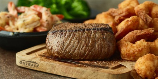 None - Outback Steakhouse $100 Gift Card