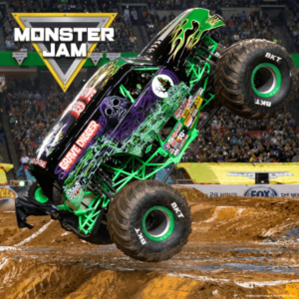 None - Monster Jam Boletos de Primera Fila Y Pit Party Pases