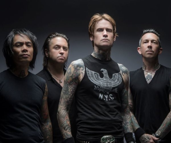 None - Freeload tickets to see Buckcherry & Joyous Wolf