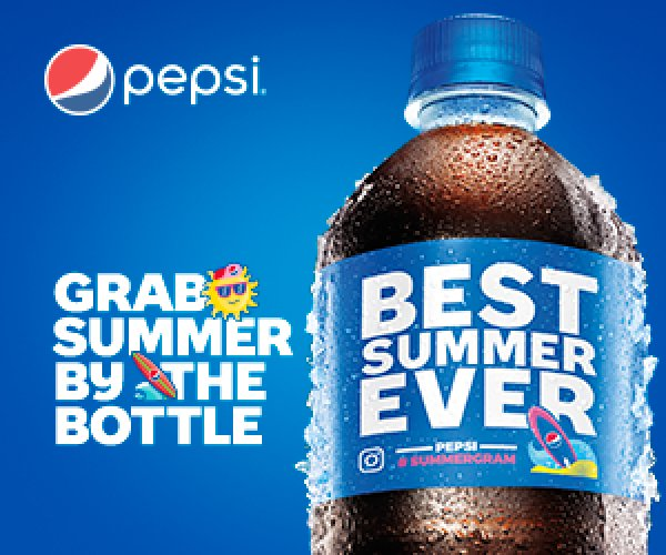 None - 101 Days of Summer Pepsi Drop Off!