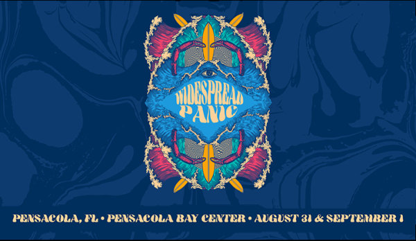 None - Win your tickets to see Widespread Panic!