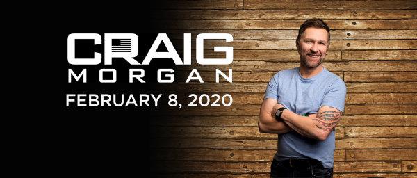None - Win Tickets to see Craig Morgan!
